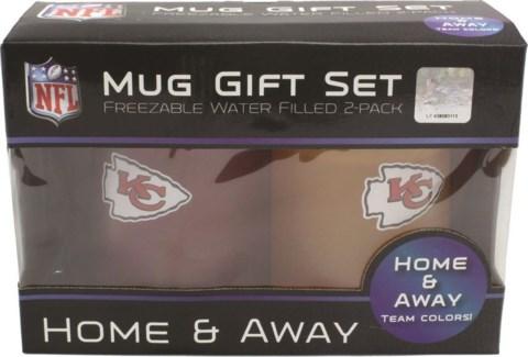 2 PC Set KC Freezer Mug