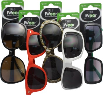 iWear Assorted Sunglasses
