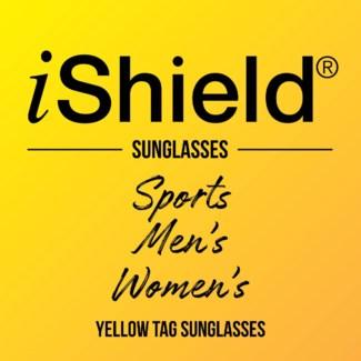 iShield Gold Tag Sunglasses Mix - Sport, Men's, Women's