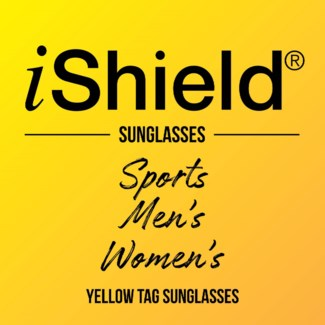 iShield Gold Tag Sunglasses Mix - Sport, Men's, Women's