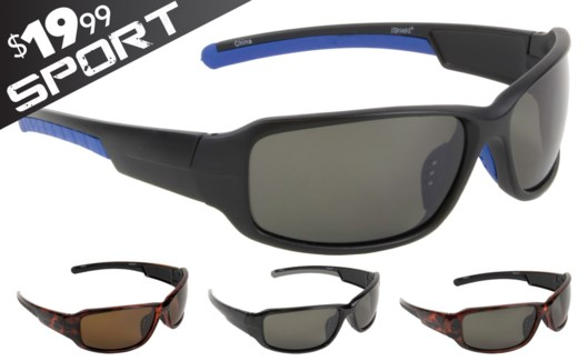 Fairfield Sport $19.99 Polarized Sunglasses