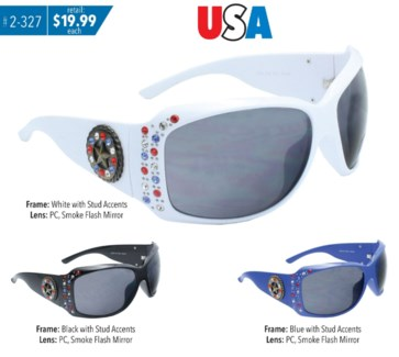 Bling Big Star USA $19.99 Sunglass