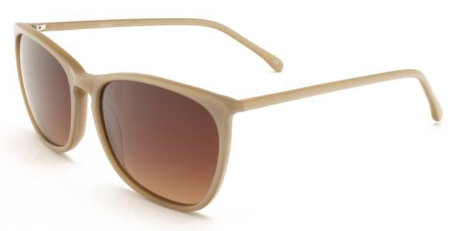 Atlantis Luxury Handmade Sunglasses (Light Brown)
