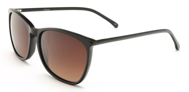 Atlantis Luxury Handmade Sunglasses (Black  )