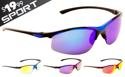 Melbourne Sport $19.99 Sunglasses
