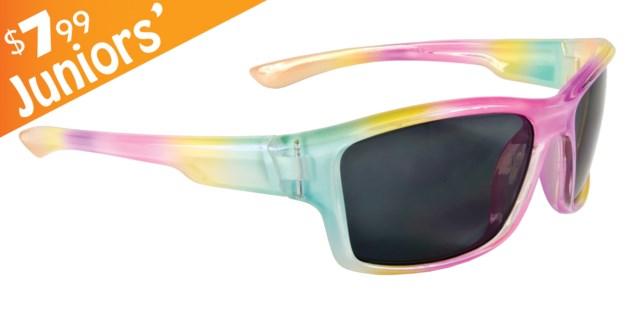 Junior Rainbow Splash Sunglasses