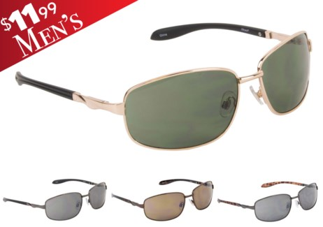 Calsbad Men's  Sunglasses