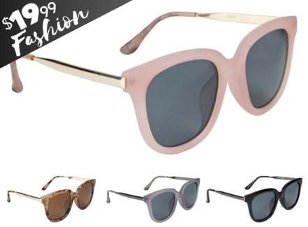 Seneca Women's Polarized $19.99 Polarized Sunglasses