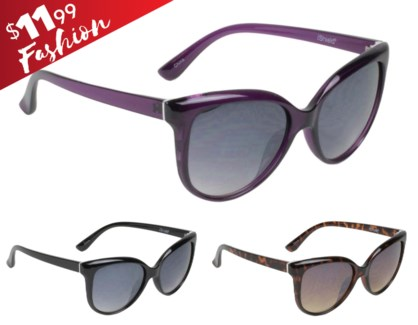Cascade Women's $11.99 Sunglasses