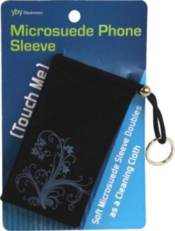 Microsuede Phone Sleeve