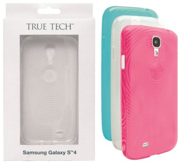 Samsung Galaxy S4 Gel Cover