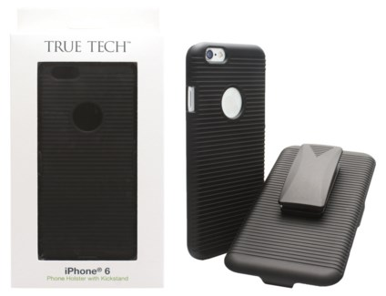 iPhone 6 Phone Holster with Kickstand