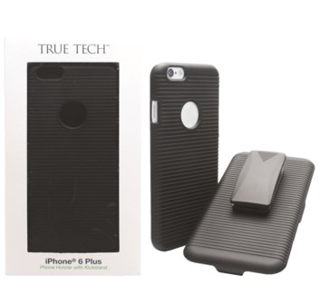 iPhone 6 Plus Phone Holster with Kickstand