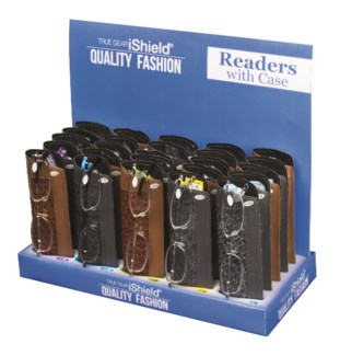 iShield $9.99 Reader with Case - Morgan