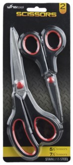 2 Piece Scissors Set