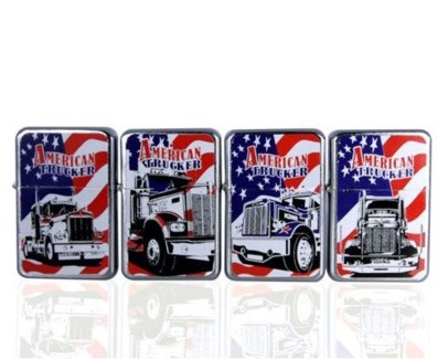 American Truck Oil Lighter