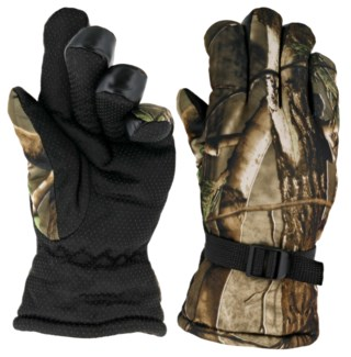 Camo Winter Gloves - Sold out for the season!