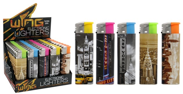 New York Electronic Lighter