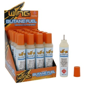Butane Refill (0.32oz.) 20pc/display 600pc/case