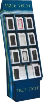 Samsung S5 and Apple iPhone 6 and iPhone 6+ Compartment Assortment 96 pcs
