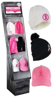 Breast Cancer Awareness Shipper - 60pc