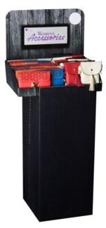 Phone/Wallet Carrier Floor Display - 48pcs