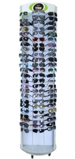 iWear Sunglasses with Promo Rack Display - 300pc