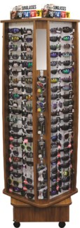 All Sunglasses Wood Display - 350pc