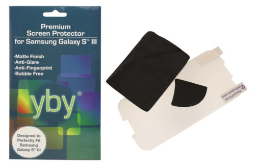 Premium Screen Protector for Samsung Galaxy SIII