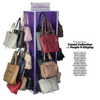 Purple H Display